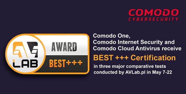Best Antivirus Award
