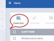 Alerts in ITSM