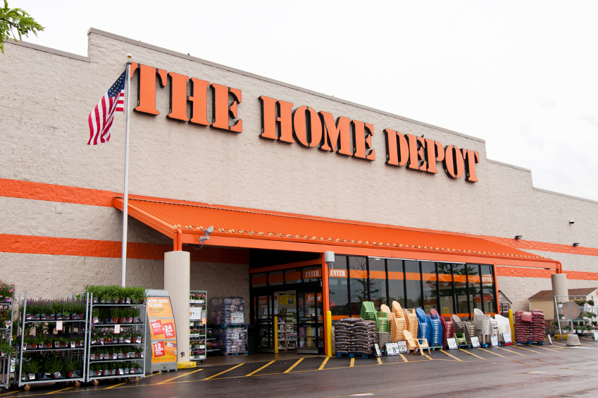 retailing and home depot As a leader in the home improvement retail space, home depot has been significantly capturing a greater portion of market share from current housing market tailwinds than its industry peers.