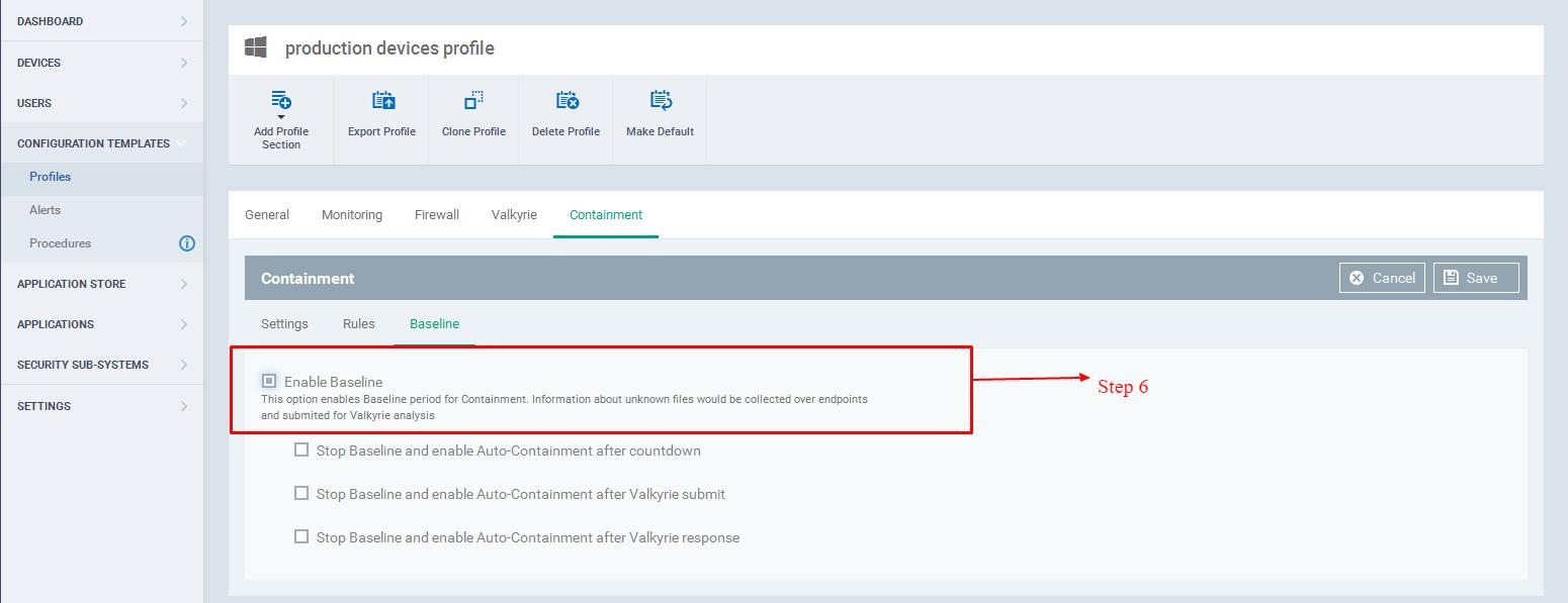 Comodo One | Understanding Windows Profiles in ITSM