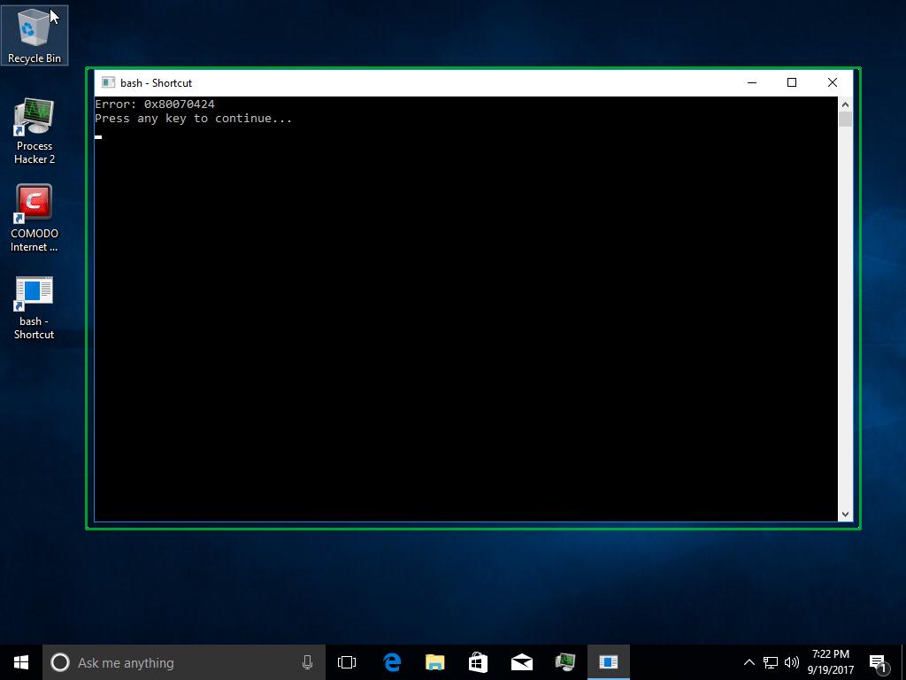 malware block